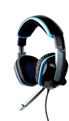 iFrogz Cal-Vangau Caliber Vanguard Premium Gaming Headphones With Mic Headphones(Black)