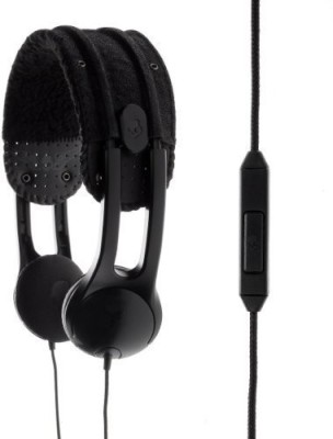 Skullcandy Icon Soft Mic,D / Db Over Ear Headphones In Sheep By Headphones