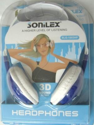 Sonilex SLG 1003 HP 3d Effect Sound Wired Headphones