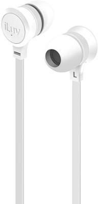 iLuv Iep334wht Wired Headphones