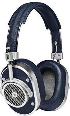 Master & Dynamic Mh40 Over Ear Headphone - Navy / Headphones
