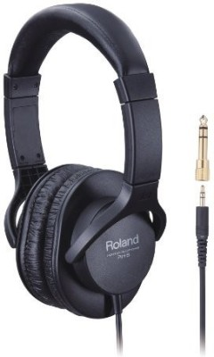 Roland Monitor Headphones Rh-5 Headphones