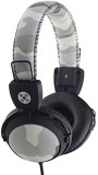Moki Acchpcamgy Camo Headphones With In-...