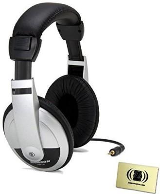 Samson Technologies Samson Hp10 Stereo Headphones With Polishing Cloth Headphones