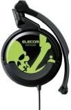 Elecom Portable Headphones Over Oh500 Sk...