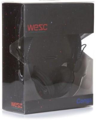 Wesc Conga Headphones Lost In Space , One Size Headphones