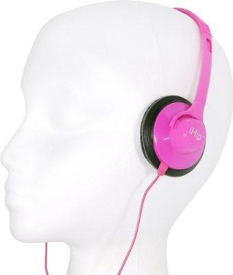 Ihip Ip-Hp8-P Kids Secure Headphones () (Discontinued By Manufacturer) Headphones
