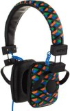 Wesc Maraca Headphones Knit Pattern , On...