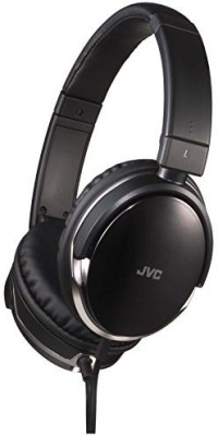 JVC Headphones Has680B Headphones