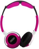 Sentry Ho403 Headphones Headphones (Pink...