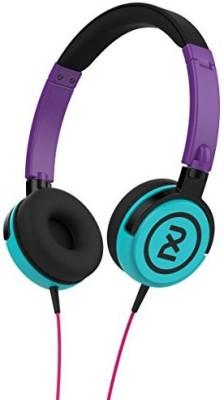 2Xl Shakedown Headphone With Full Suspension X5Shfz-834 (/Blue/Pink) Headphones