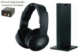 Sony Mdrrf985Rk Rf Wireless Stereo Headp...