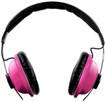 Ihip Ip-Hp88-P Leather Headband Great Stereo Headphone Headphones