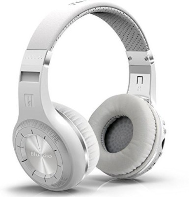Bluedio Bluetooth 4.1 Wireless Stereo Headphones H+(Turbine) With Bulit-In Microphone Micro-Sd Music String Fm Radio () Wired bluetooth Headphones