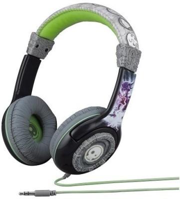 Skylanders Undead Element Kid-Friendly Headphones Headphones