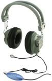 Buhl Deluxe Series Heaphones Microphone:...