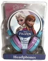 Disney Electronics - Disney Frozen Kid Friendly Volume Headphones Headphones(Multicolor)