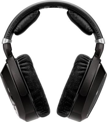 Sennheiser HDR 185 Wireless Headphones(Black, Over the Ear)
