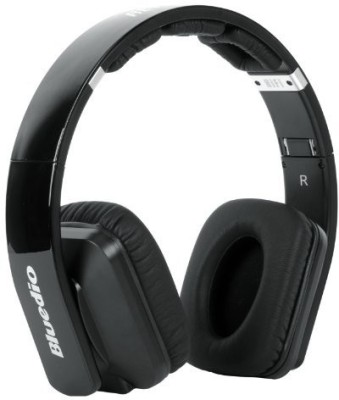 Bluedio R2-Wh Wi Headphones (Black) Headphones