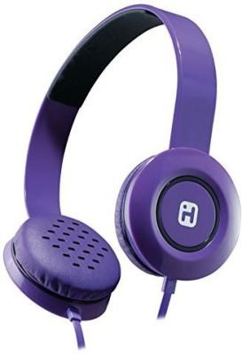 Ihome Stereo Headphones With Flat Cable - (Ib35Ubc) Headphones