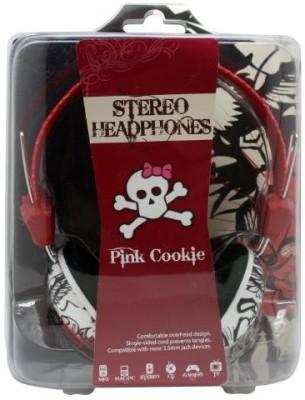 Dgl Pck-825-Tto Hype Pink Cookie Tatto Headphones Headphones
