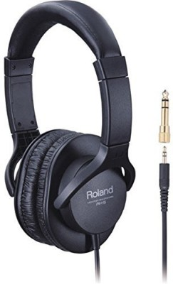 Roland Rh-5 Stereo Headphones Headphones