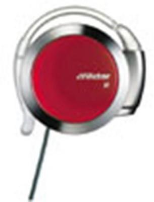 JVC Victor Armless Stereo Headphones | Hp-Al202-Mr Gunmetallic & (Japanese Import) Headphones(Pink)