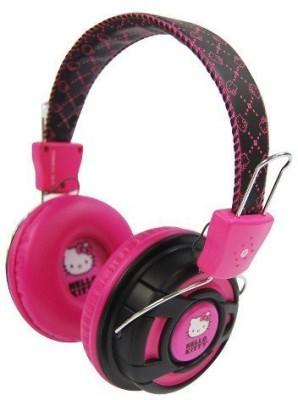 Hello Kitty Studio Headphones - /Black (Kt2091Pb) Headphones