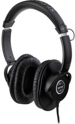 Senal Smh 500 Closed Back Professional Monitor Headphones Headphones Black  available at Flipkart for Rs.7338