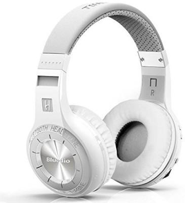 Bluedio 3104441 Bluedio H Plus Turbine Wireless Bluetooth 4.1 Stereo Headphones with Mic/Micro SD Card Slot/FM Radio  Wired bluetooth Headphones