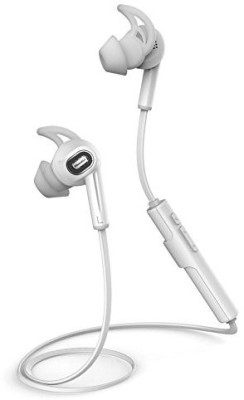 Bluedio 3104423 Bluedio M2 Bluetooth 4.1 Stereo Ultralight Sport In-ear Headset White Wired bluetooth Headphones