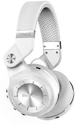 Bluedio 3104440 Bluedio T2s Turbine Bluetooth Wireless Stereo Headphones with Microphone 57mm Drivers Rotary Folding Wired bluetooth Headphones