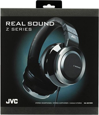 JVC Kenwood Victer Stereo Headphones Ha-Sz1000 Headphones