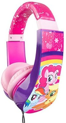 My Little Pony Hp2-04057-Ta Kid Safe Over-The-Ear Headphone With Volume Limiter Headphones