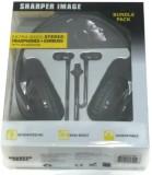 Sharper Image Extra Bass Stereo Headphon...