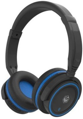 Mqbix Mqbt950Blk Bluetooth Headphones, Black Headphones