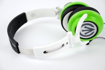 Ifrogz If-Ori-Grn Audio Orion Headphones With Mic Headphones