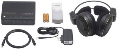 Audio Technica Audio Technica Ath-Dwl5500 | Digital Wireless Headphone System (Japan Import) Wired bluetooth Headphones