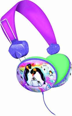 Lisa Frank Headphones Stereo Overhead Headphones Headphones