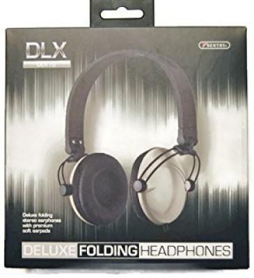 Sentry Deluxe Folding Headphones Headphones