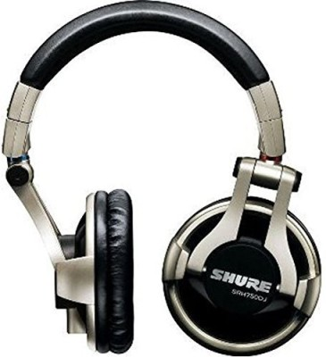 Shure Srh750Dj Professional Quality Dj Headphones () Headphones
