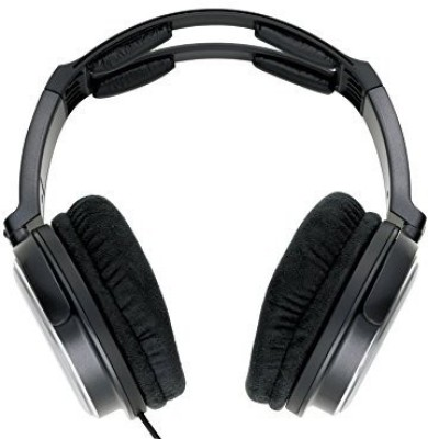 JVC Victor Stereo Headphones | Hp-Rx500 (Japanese Import) Headphones(Black)