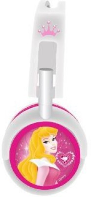 Sakar Disney Crown Princess Headphones With Crown 11605 (Discontinued By Manufacturer) Headphones