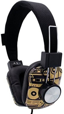 Aimee Wilder Dj Headphones - Analog Nights (Hp6396-Ag) Headphones