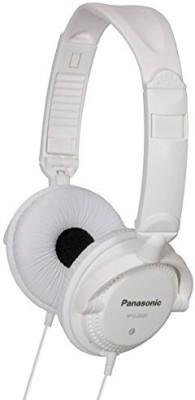 Panasonic Rp-Djs200E-W Stylish Street Style Over-Ear Headphone () Headphones