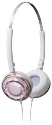 JVC Victor Head-Band Foldable Headphones | Ha-Sp70-P (Japanese Import) Headphones