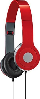 Ilive Iah54R Over-The-Ear Dj Headphones Headphones
