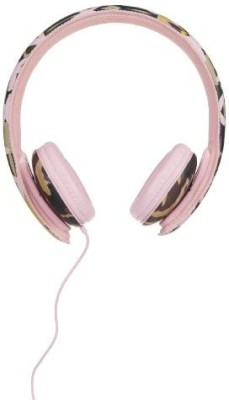 Chicbuds Chic Buds Ear Party Over Ear Headphones With Mic - Camille Headphones