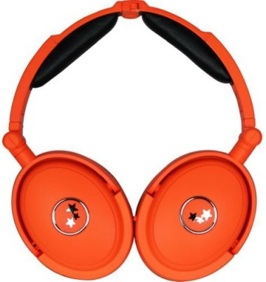 Ableplanet Able Planet Nc180Orm Musicians, Choice Around The Ear Anc Headphones (Neon ) Headphones