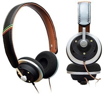 F.K Hifi Dj Stereo On-Ear Headphones Making Excellent People Voice Enjoyment Headphones